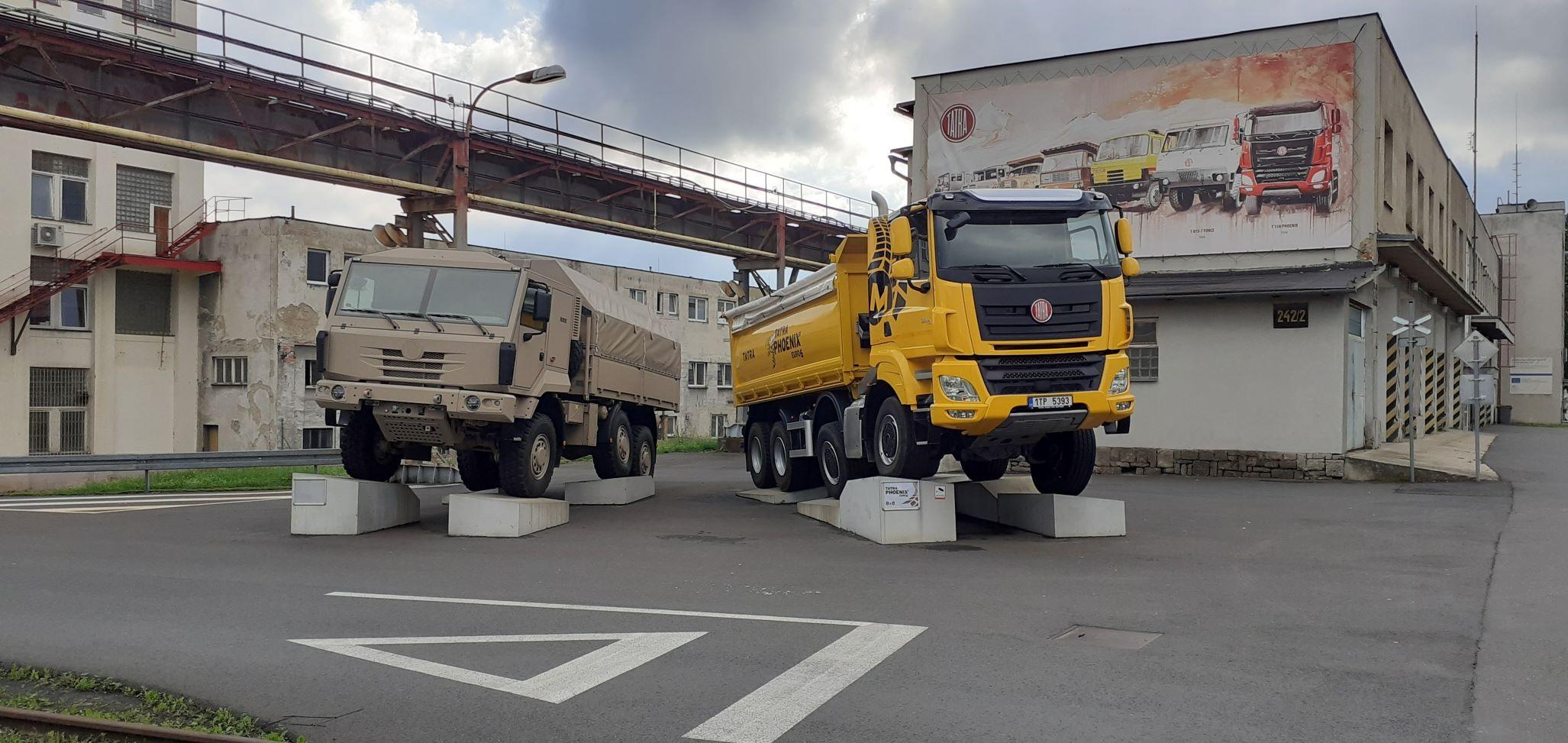 Tatra Truck a.s.